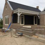 Nieuwbouwproject Rijk Wonen met Allbäck lijnolieverf
