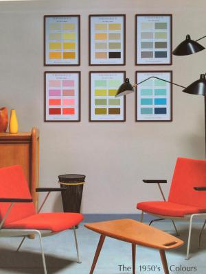 Ressource - retro kleuren