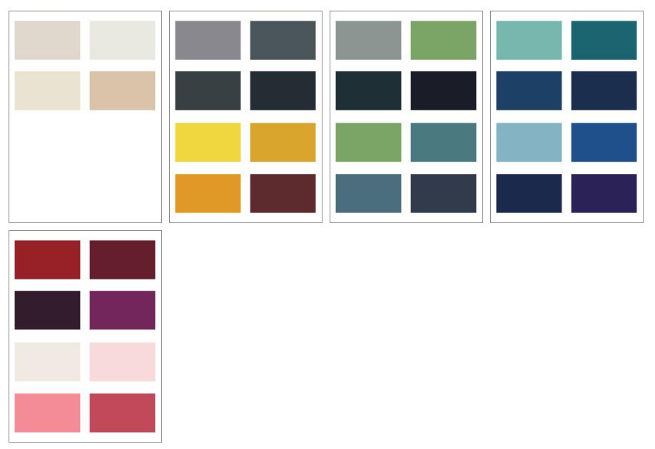 Kleuren Sarah Levoine Ressource verven